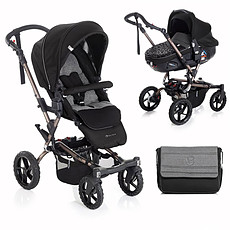 "Achat Poussette combinée Poussette Duo Crosswalk + Matrix Light 2 - ""Crater"""