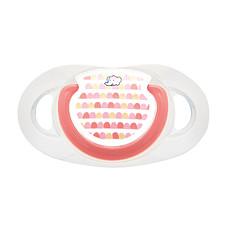 Achat Sucette Sucette Silicone Dental Safe 18/36 mois - Rouge - Lot de 2