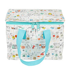 Achat Sac isotherme Lunch Bag Woodland Alphabet