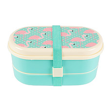 Achat Vaisselle & Couvert Bento Lunch Box Flamand Rose