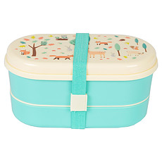 Achat Vaisselle & Couvert Bento Lunch Box Woodland