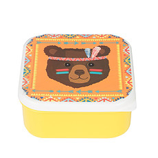 Achat Vaisselle & Couvert Lunch Box Ours Animal Adventure