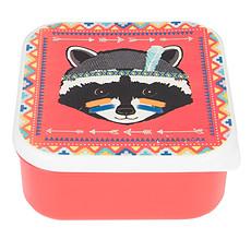 Achat Vaisselle & Couvert Lunch Box Raton Laveur Animal Adventure