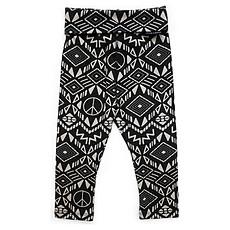 Achat Vêtement layette Legging Motif Afrique - Noir