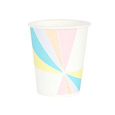 Achat Tasse & Verre Gobelets - Pastel (x8)
