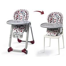 Achat Chaise haute Chaise Haute Polly Progress - Cherry