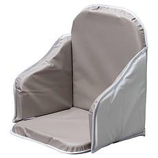 Achat Chaise haute Coussin de Chaise Haute - Taupe