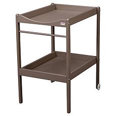 Achat Table à langer Table à Langer 2 Plateaux Alice - laqué taupe