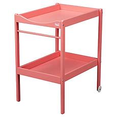 Achat Table à langer Table à Langer 2 Plateaux Alice - Rose laqué