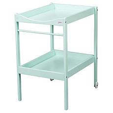 Achat Table à langer Table à Langer 2 Plateaux Alice - Vert menthe laqué
