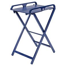 Achat Table à langer Table à Langer Pliante Jade - laqué bleu