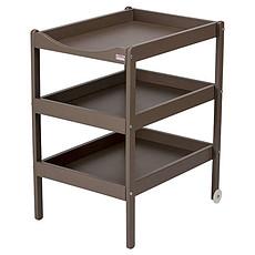 Achat Table à langer Table à Langer 3 Plateaux Susie - laqué taupe