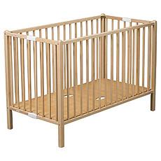 Achat Lit bébé Lit Bébé Pliant Roméo 60 x 120 cm