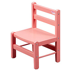 Achat Table & Chaise Chaise Enfant - laqué rose