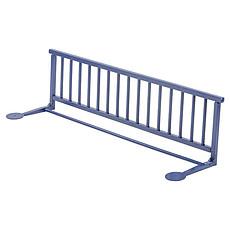 Achat Barrière de sécurité Barrière de lit pliante - laqué bleu