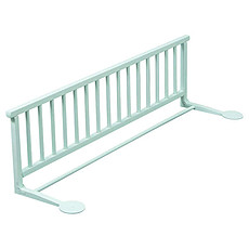 Achat Barrière de sécurité Barrière de lit pliante - vert mint