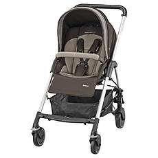 Achat Poussette citadine Poussette Streety 3 - Earth Brown