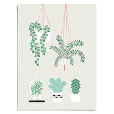 Achat Affiche & poster Affiche Vegetal