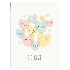 Achat Affiche & poster Affiche Big Love