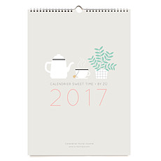 Achat Affiche & poster Calendrier Mural 2017