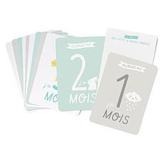 Achat Livre & Carte Kit Cartes Premiers Mois de Bébé