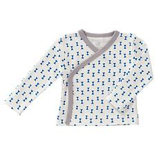 Achat Hauts bébé Cardigan Noeud - Bleu