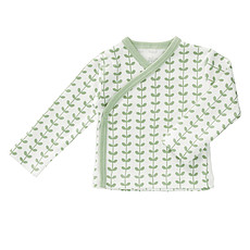 Achat Haut bébé Cardigan Feuilles - Vert