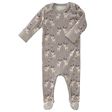 Achat Pyjama Pyjama avec Pied Cerf - Gris