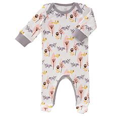 Achat Pyjama Pyjama avec Pied Renard - Rose - 3 / 6 mois
