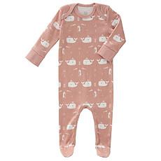 Achat Body & Pyjama Pyjama avec Pied Baleine - Rose