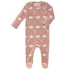 Achat Pyjama Pyjama avec Pied Baleine - Rose