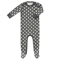 Achat Pyjama Pyjama avec Pied Ananas - Anthracite