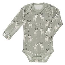 Achat Body & Pyjama Body Manche Longue Cerf - Kaki