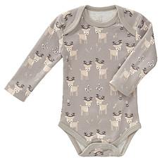 Achat Body & Pyjama Body Manche Longue Cerf - Gris
