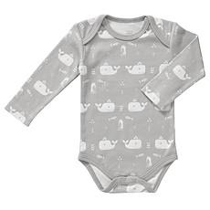 Achat Body & Pyjama Body Manche Longue Baleine - Gris
