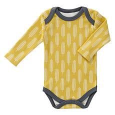 Achat Bodies Body Manche Longue Plume - Vintage Yellow