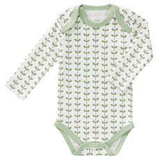 Achat Body & Pyjama Body Manche Longue Feuilles - Menthe