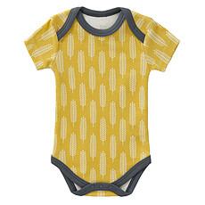 Achat Body & Pyjama Body Manche Courte Plume - Jaune
