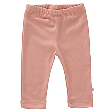 Achat Bas Bébé Pantalon Uni - Mellow Rose - 3 / 6 mois