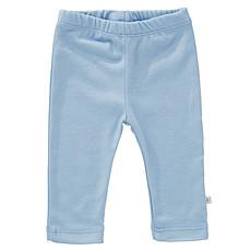 Achat Bas bébé Pantalon Uni - Blue Fog