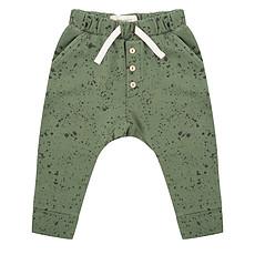 Achat Bas Bébé Pantalon Splash Kaki - 9/12 mois