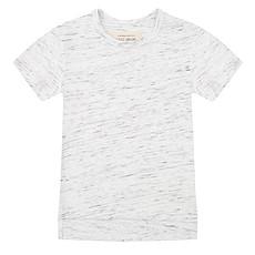 Achat Hauts bébé Tee-Shirt manches courtes Marmer Gris - 0/6 mois