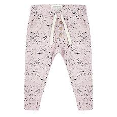 Achat Bas Bébé Pantalon Splash Rose - 0/6 mois
