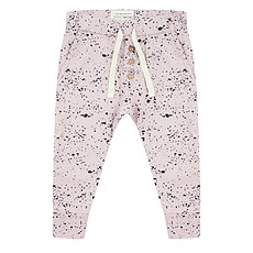 Achat Bas Bébé Pantalon Splash Rose - 6/9 mois