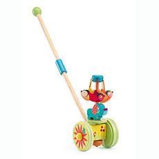 Achat Mes premiers jouets Jouet à pousser - Rouli