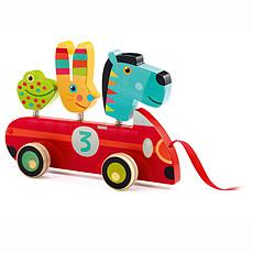 Achat Mes premiers jouets Jouet à traîner - Zebra & Co