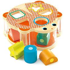 Achat Mes premiers jouets Tuvoitou - Boite à Formes