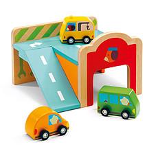 Achat Mes premiers jouets Minigarage