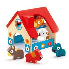Achat Mes premiers jouets Minifarm