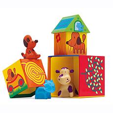 Achat Mes premiers jouets Cubanimo